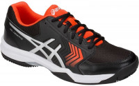 Męskie buty tenisowe Asics Gel-Dedicate 5 Clay - black/silver