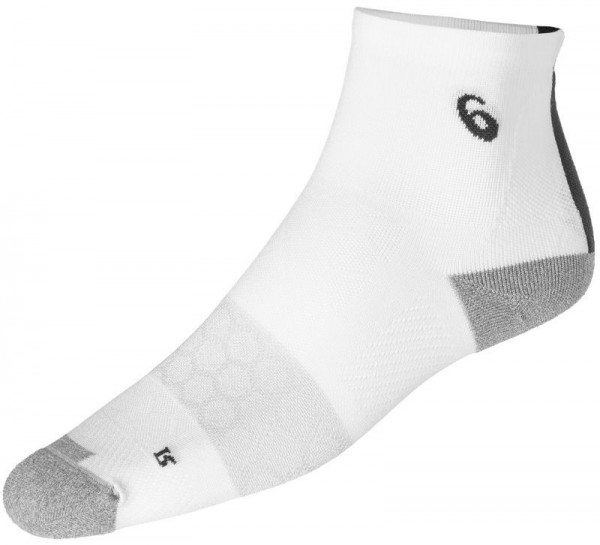 Tennisesokid  Asics Speed Quarter Sock - 1 para/white