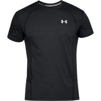 Męski T-Shirt Under Armour Threadborne SWFT - black