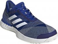 Męskie buty tenisowe Adidas Adizero Ubersonic 3 M Clay - team royal blue/cloud white/off white