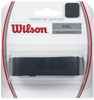 Wilson Premium Leather black 1P