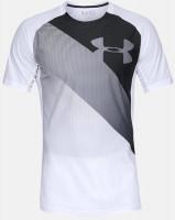 Męski T-Shirt Under Armour Vanish SS - white