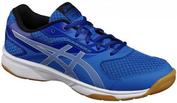 Muške cipele za squash Asics UpCourt 2 - classic blue/silver/asics blue