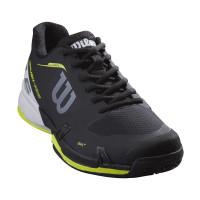 Męskie buty tenisowe Wilson Rush Pro 2.5 2021 - black/wht/lime pop