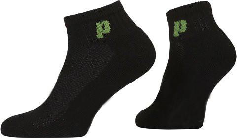 Teniso kojinės Prince Classic Quarter - 3 pary/black