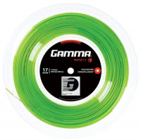 Tennis String Gamma MOTO (100 m) - lime