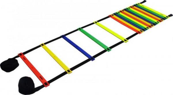 Drabinka tenisowa Pro's Pro Agility Ladder multicolor (9 m)