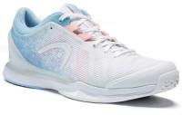 Damskie buty tenisowe Head Sprint Pro 3.0 Women - white/light blue