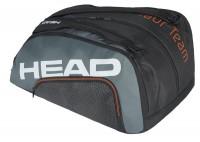 Padelikott Head Tour Team Padel Monstercombi - black/grey