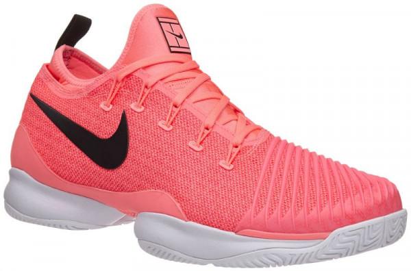 0c5dbcf06df4 Męskie buty tenisowe Nike Air Zoom Ultra React HC - lava glow black white
