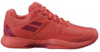 Damskie buty tenisowe Babolat Pulsion Clay Women - cherry tomato