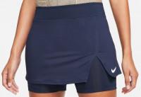 Damska spódniczka tenisowa Nike Court Dri-Fit Victory Tennis Skirt W - obsidian/obsidian/white