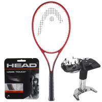 Teniso raketė Head Graphene 360+ Prestige Tour  + stygos + tempimas