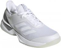 Adidas Adizero Ubersonic 3 W - cloud white/cloud white/matte silver