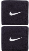 Aproces Nike Swoosh Wristbands - obsidian/white