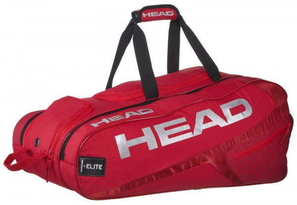Head Elite All Court - red/red