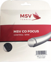 MSV Co. Focus (12 m) - black