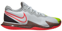 Nike Air Zoom Vapor Cage 4 - white/solar red/hot lime