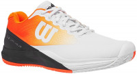 Męskie buty tenisowe Wilson Rush Pro 3.0 Paris Clay - white/orange/black