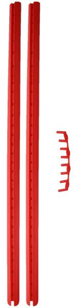 Head Set TK312 Red YouTek Graphene Prestige REV PRO