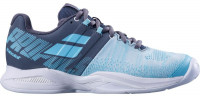 Babolat Propulse Blast Clay Women - grey/blue radiance