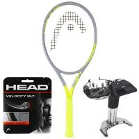 Rakieta tenisowa Head Graphene 360+ Extreme Lite + naciąg + usługa serwisowa