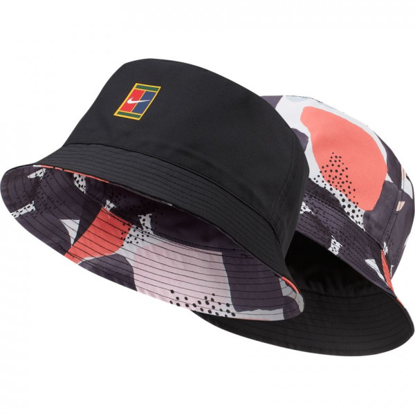 Cap Nike Bucket Court AOP black