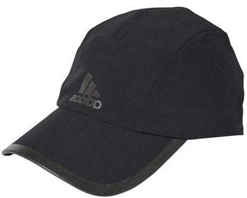 Tennisemüts Adidas R96 Run Climalite Cap OSFM - black/black reflective