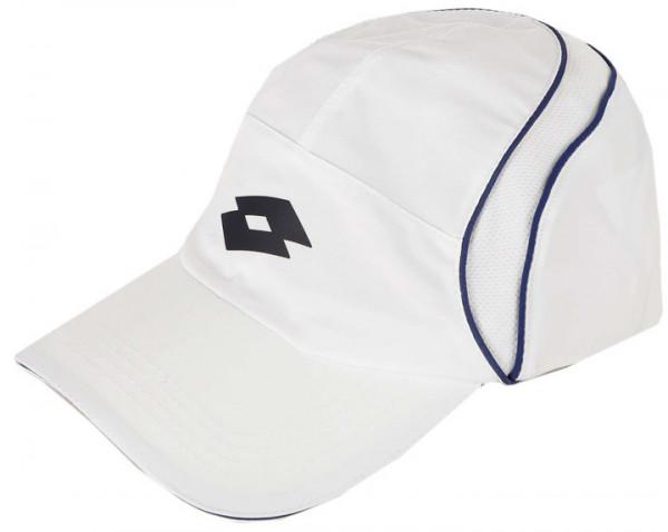 Kapa za tenis Lotto Ace II - white/navy