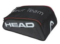 Batų dėklas Head Tour Team Shoe Bag - black/grey