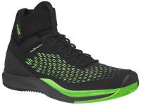 Męskie buty tenisowe Wilson Amplifeel 2.0 Clay - black/ebony/gecko green