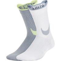 Skarpety tenisowe Nike Swoosh Lightweight Crew 2P - 2 pary/multi-color2