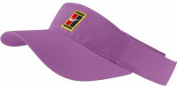 Nike Visor Heritage Logo - purple nebula