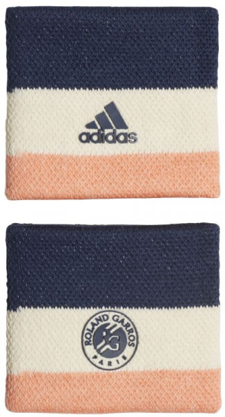 Adidas RG Wristband (OSFM) - ecru tint/chalk coral/navy