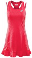 Damska sukienka tenisowa Lotto Nixia IV Dress + Bra - pink fluo