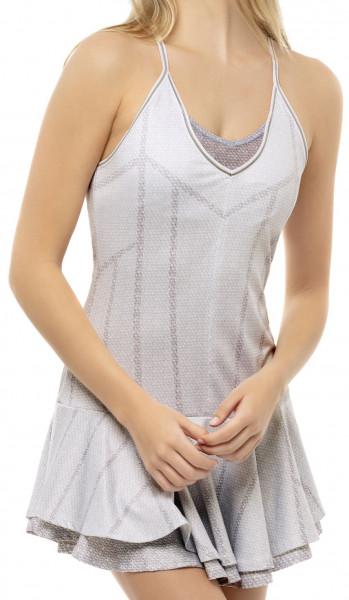 Damska sukienka tenisowa Lucky in Love Nice To Pleat You Del 1 Play All Day Dress W - eclipse 2