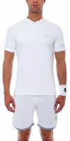 Męski T-Shirt Hydrogen Tech Serafino - white