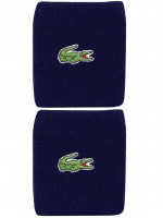 Frotka tenisowa Lacoste SPORT Stretch Cotton Jersey Wristband - navy