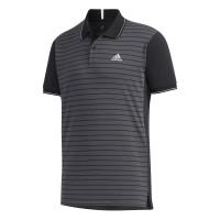 Męskie polo tenisowe Adidas Heat Ready CB M PL1 - black