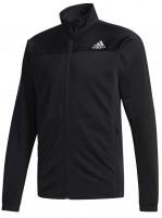 Bluzonas vyrams Adidas M 3S Knit Jacket - black