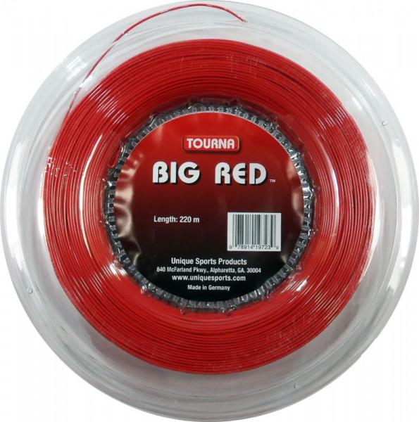 Teniso stygos Tourna Big Red (220 m) - red