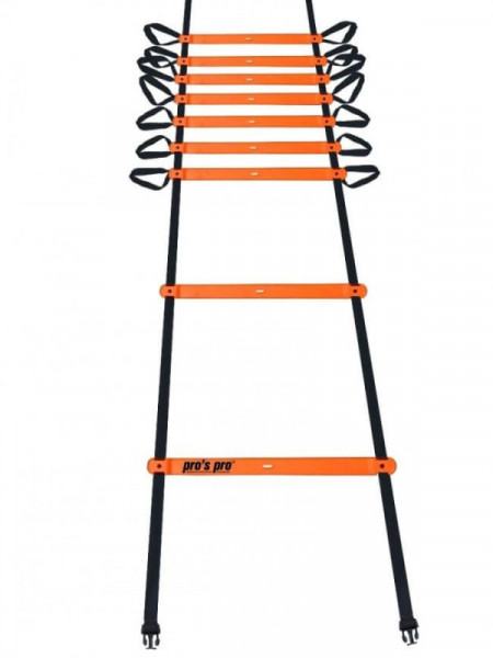 Pro's Pro Agility Ladder (4 m) - orange