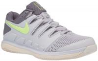 Damskie buty tenisowe Nike WMNS Air Zoom Vapor X - vast grey/volt glow/guava ice