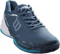 Męskie buty tenisowe Wilson Rush Pro 2.5 2021 Clay - majolica blue/wht/barr reef