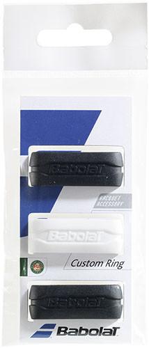 Babolat Custom Ring 3P - black/white