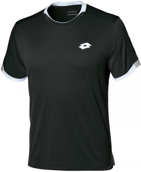 Lotto T-Shirt Aydex II - black/pearl