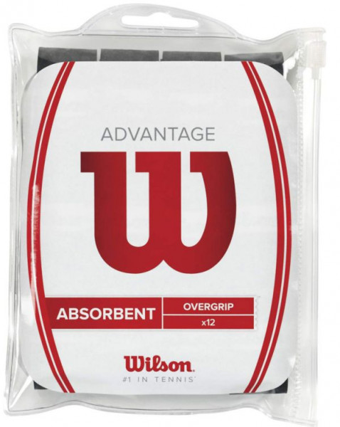 Gripovi Wilson Advantage 12P - black