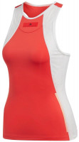 Damski top tenisowy Adidas Stella McCartney Tank - active red