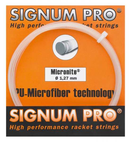 Tennisekeeled Signum Pro Micronite (12 m)