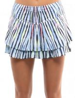 Teniso sijonas moterims Lucky in Love Going Wild Flip Skirt Women - graystone